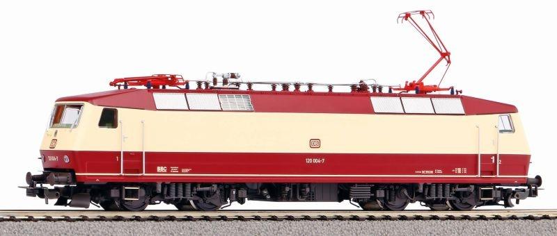 Sound-E-Lok BR 120 Vorserie der DB, Ep. IV, DC, Spur H0