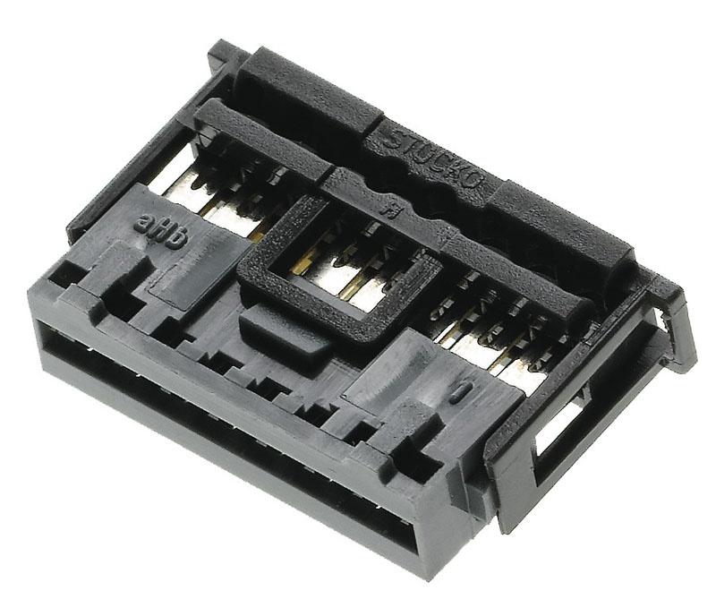 8-poliger Stecker