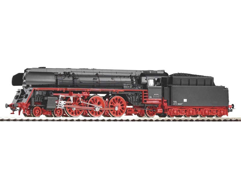 Dampflok BR 01.15 der DR, Kohle, AC-Version, Ep. IV, Spur H0