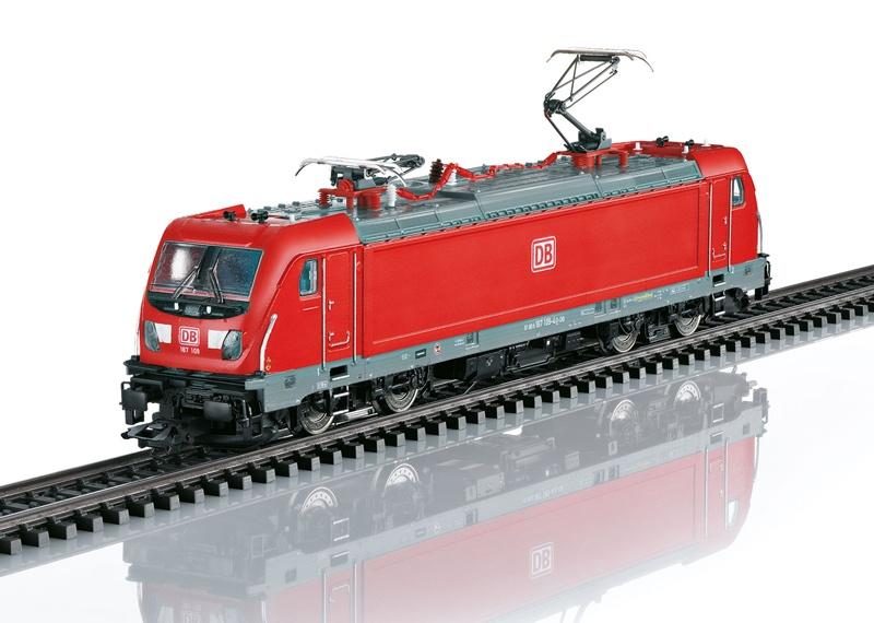 Elektrolokomotive BR 187.1 TRAXX AC 3 DB AG Sound mfx H0