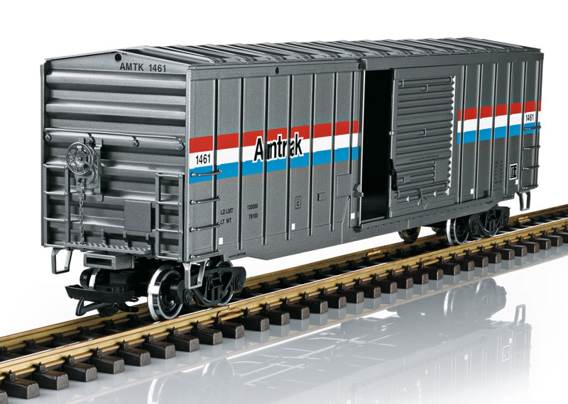 Amtrak Materialwagen Phase III Spur G