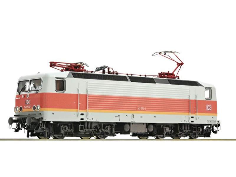 Elektrolokomotive 143 579 S-Bahn der DB, DC, Spur H0