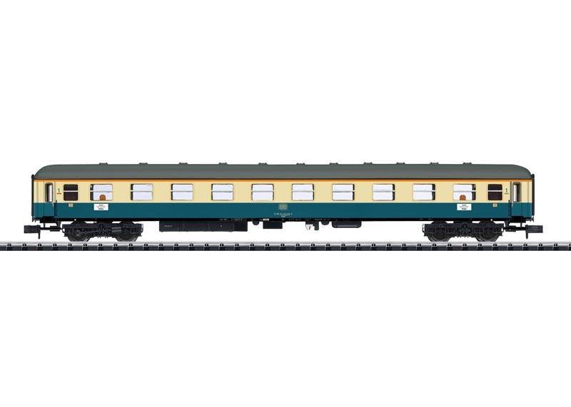 Personenwagen Aüm 203 der DB, Minitrix Spur N