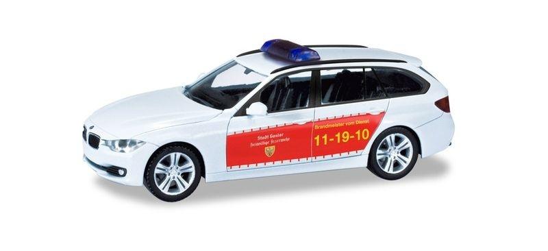 BMW 3er Touring Feuerwehr Goslar, 1:87 / H0
