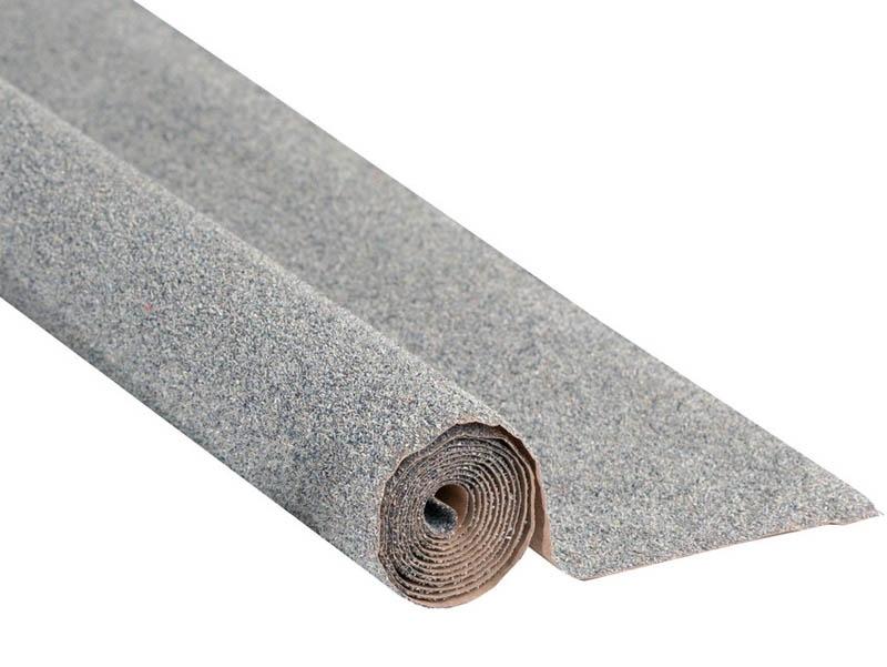 Schottermatte, grau, 120 x 60 cm