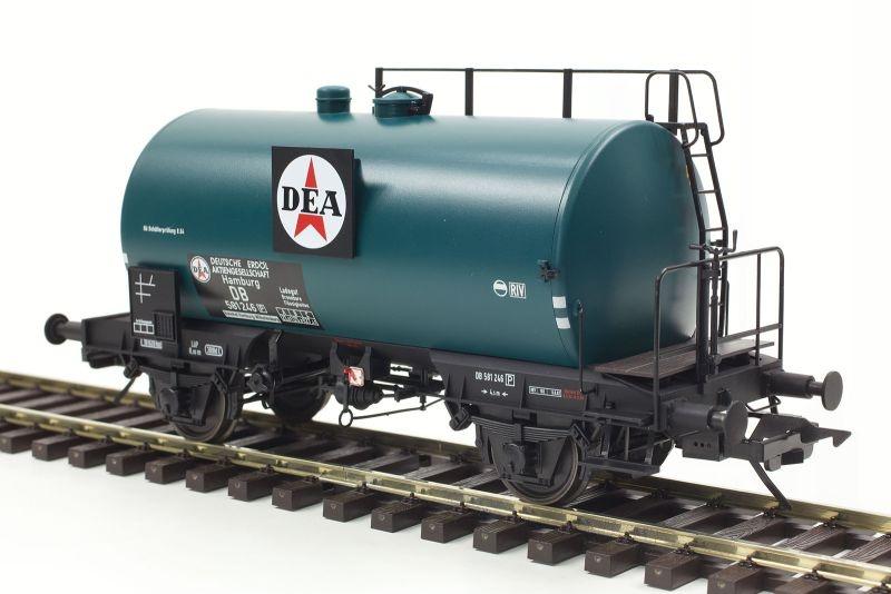 Kesselwagen DEA der DB, Ep. III, Spur 0