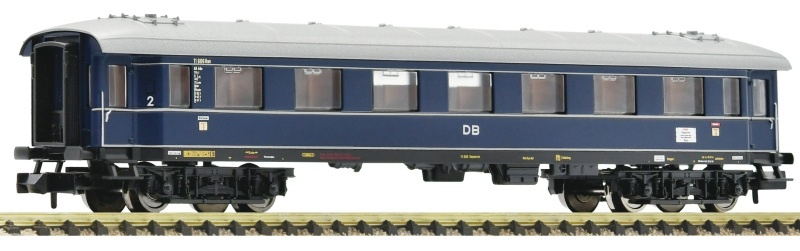Fernschnellzug-Wagen 2. Klasse der DB, Spur N
