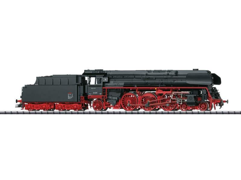 Schnellzug-Dampflok BR 01.5 der DR/DDR, Spur H0
