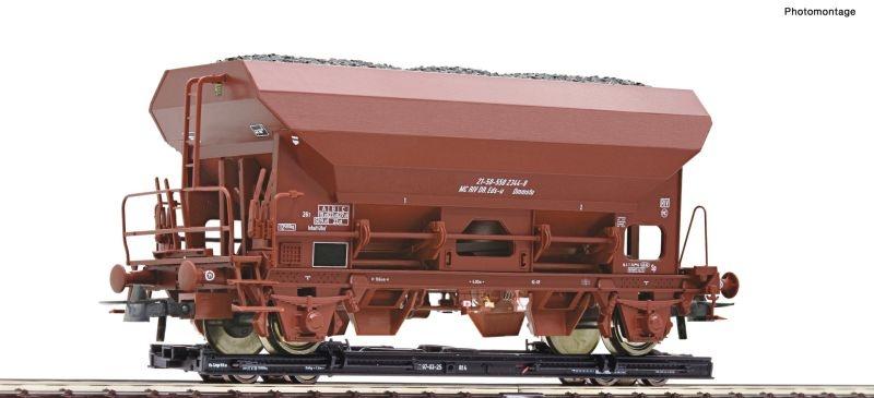 Rollwagen + Güterwagen der DR, DC, Spur H0e