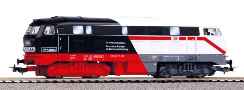 Diesellok 218 497-6 PIKO / Märklin DB AG, Ep. VI, DC, H0
