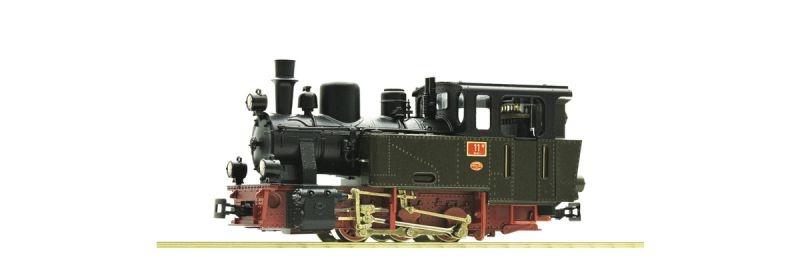 Dampflokomotive 11° der RüKB, Epoche I, Spur H0e