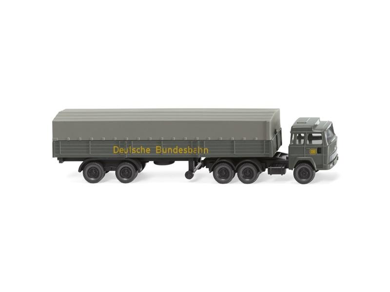 Pritschensattelzug (Magirus) DB 1:160 / Spur N