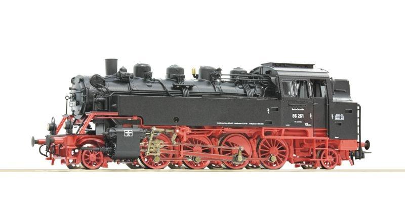 Dampflok BR 86 261 der DRG, Epoche II, Spur H0