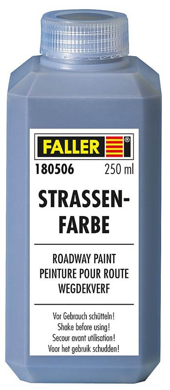 Straßenfarbe, 250 ml