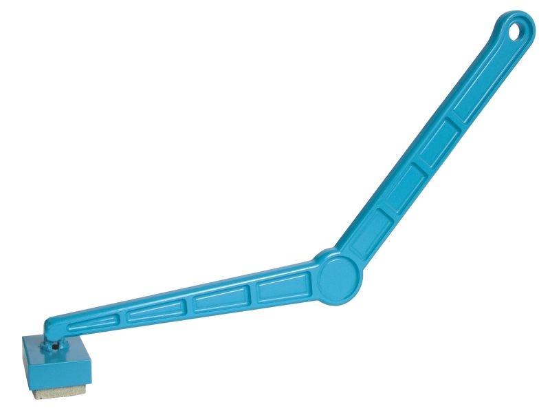 Schienenreiniger mit Griff, geeignet für alle Spurgrößen