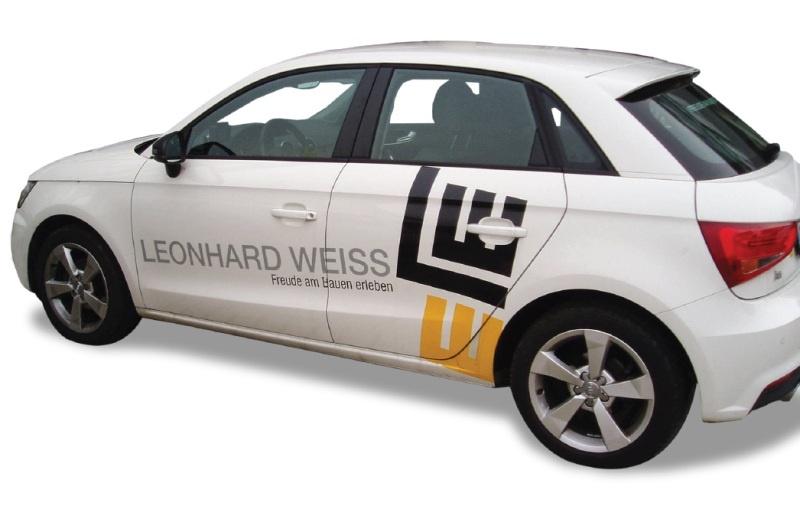 Audi A1 Leonhard Weiss, 1:87 / Spur H0