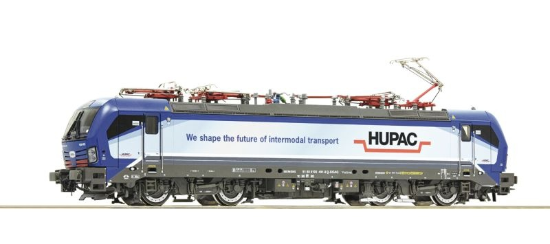 E-Lok BR 193 der HUPAC, Epoche VI, Spur H0