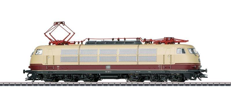 Sound-E-Lok BR 103 der DB, Epoche IV, Spur H0