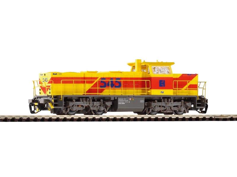 Diesellok G 1206 EH, Epoche VI, Spur TT