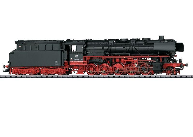 Güterzug-Dampflok BR 44 der DB, Epoche III, Spur H0