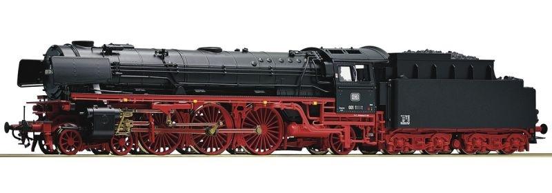 Sound-Dampflok BR 001 mit Neubaukessel der DB, DCC,Ep.IV, H0