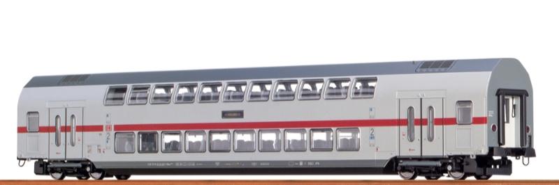 TWINDEXX Vario IC-Doppelstock-Mittelwagen 2. Kl. DB, LED, N
