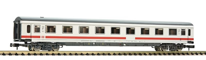 IC/EC-Abteilwagen 2. Klasse Bwmz 111.2 der DB AG, DC, Spur N