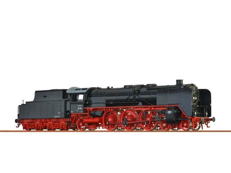 Dampflok BR 01 DRG, II, AC Digital BASIC+, H0