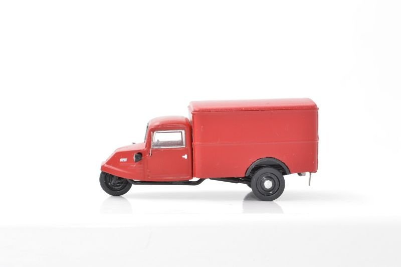 Goliath GD 750 Markstand-Wagen für Wochenmärkte, 1:87 / H0