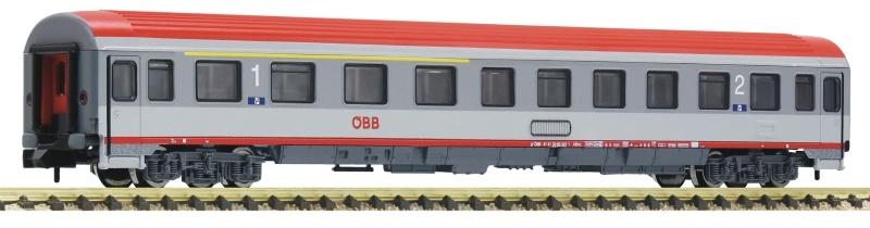 Eurofima-Wagen 1./2. Klasse der ÖBB, DC, Spur N