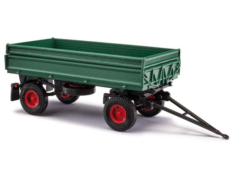 IFA HW60 ohne Kipp./Hochdr. +Aufsatz, Grün, Spur H0
