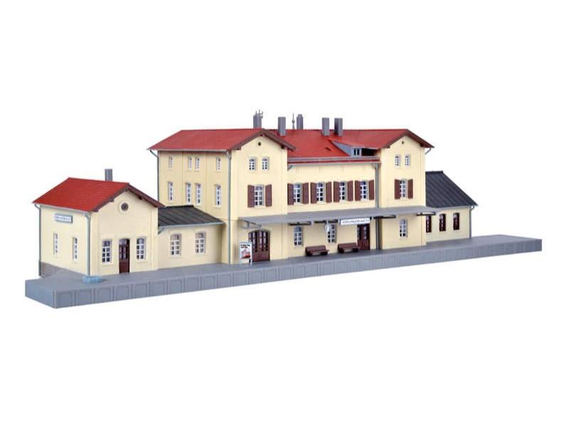 Bahnhof Grunzbach, Bausatz, Spur N