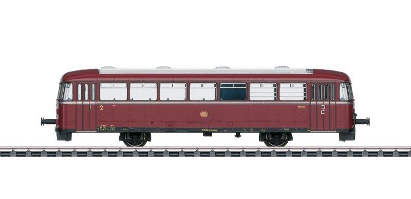 Schienenbus-Beiwagen VB 98 der DB, AC, Spur H0