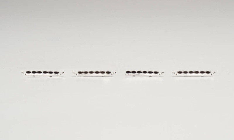 Zubehör Lampenbügel Iveco S-Way (8 Stück), 1:87 / Spur H0