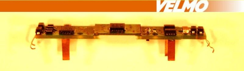 Lokdecoder DCC / SX passend für BR212, V-100, BR213, Spur Z