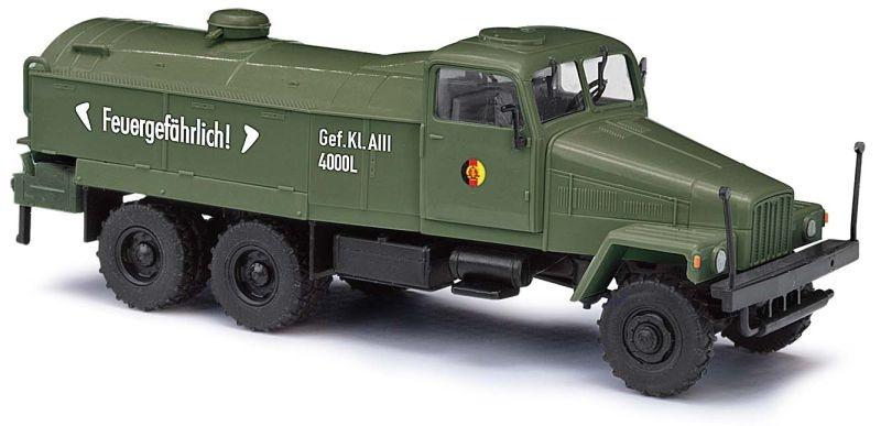 IFA G560 Benzintankwagen NVA, 1:87 / H0