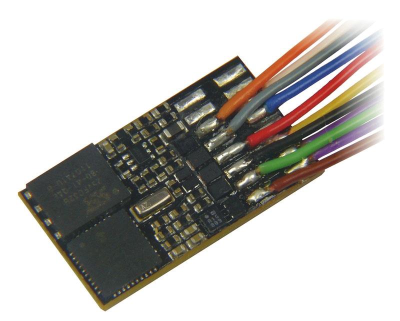 Sounddecoder 8-polig (NEM 652) H0
