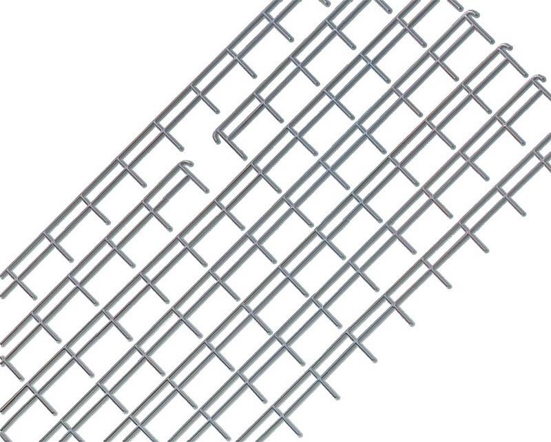Eisengeländer, 1820 mm H0