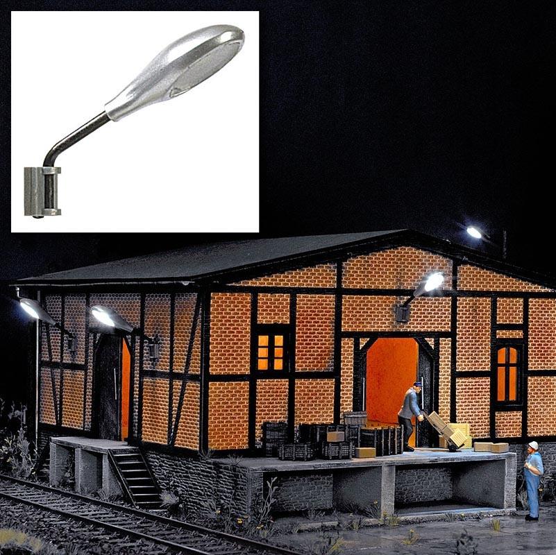 Wandlampe, Spur 0