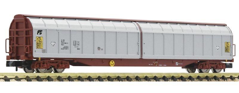 Großraum-Schiebewandwagen Habfis der FS, DC, Spur N