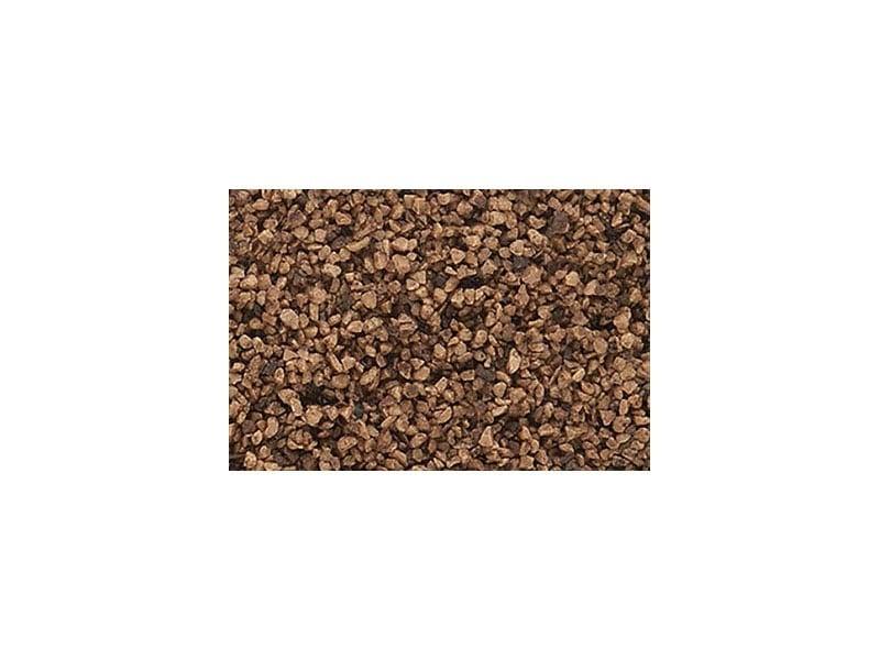 Ballast - Schotter, braun, mittel, 248 g