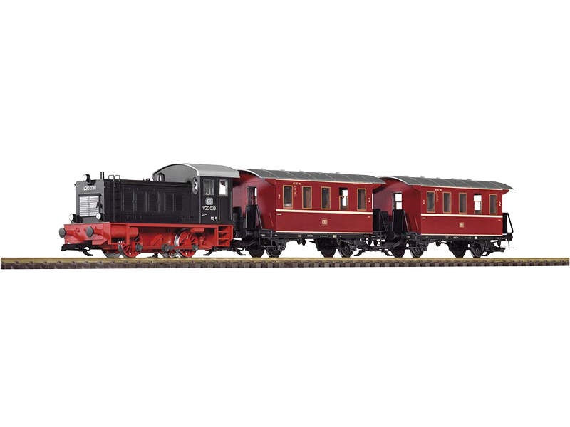 Start-Set Personenzug V20 DB (inkl. Sound), Spur G