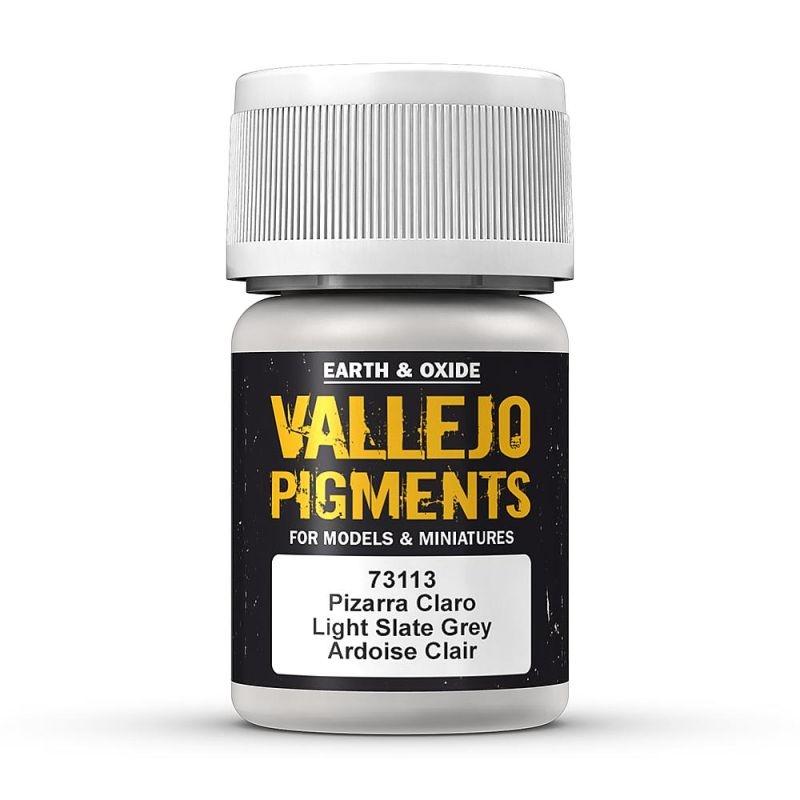 Pigmente Helles Schiefergrau, 30 ml