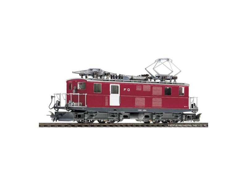 Zahnradlokomotive HGe 4/4 I 37 der FO, Spur H0m