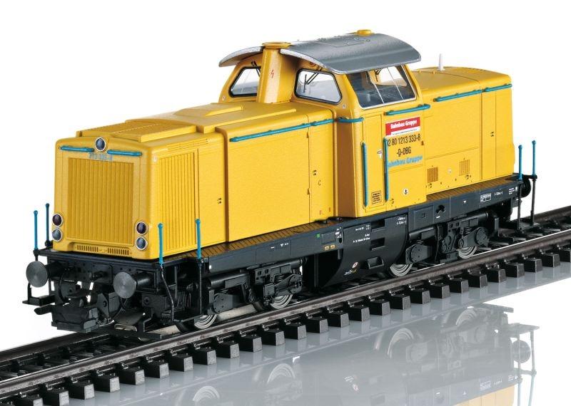 Diesellok BR 213 der DBG, Sound, mfx+, DCC, Spur H0