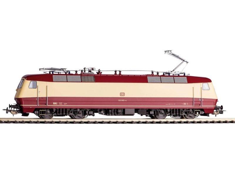 Vorserien-E-Lok 120 005-4 der DB, Epoche IV, Spur H0