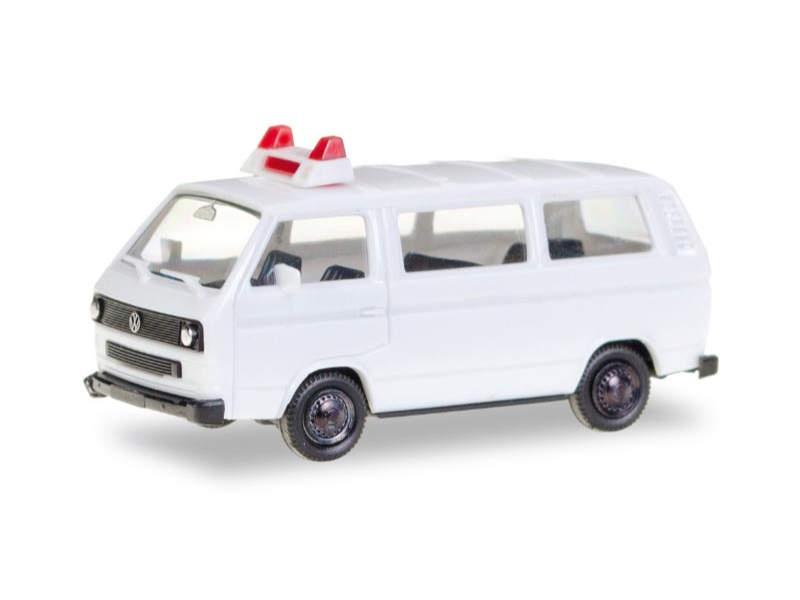 Minikit VW T3 Bus, unbedruckt, 1:87 / H0