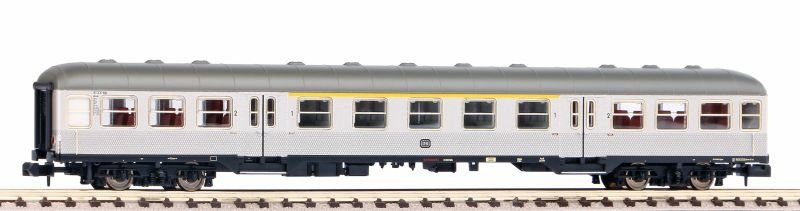 Personenwagen Silberling 1./2. Klasse der DB III, Spur N
