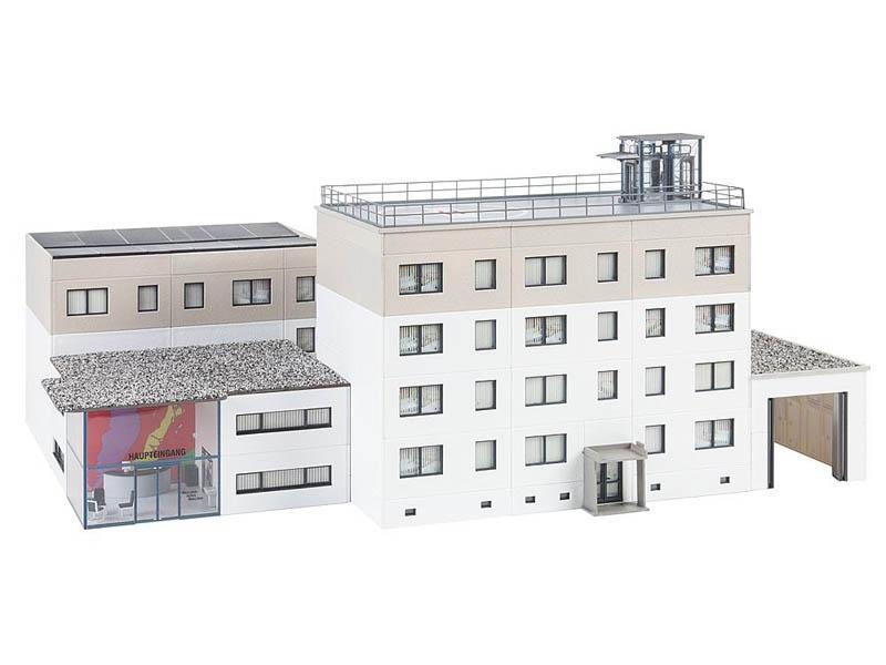 Klinik Bausatz H0