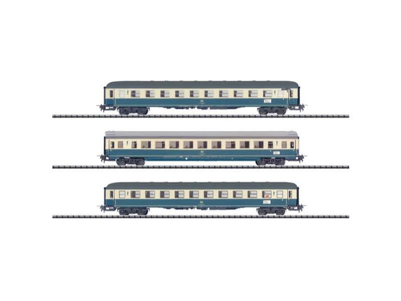 Schnellzugwagen-Set IC 690 Hohenstaufen Express H0